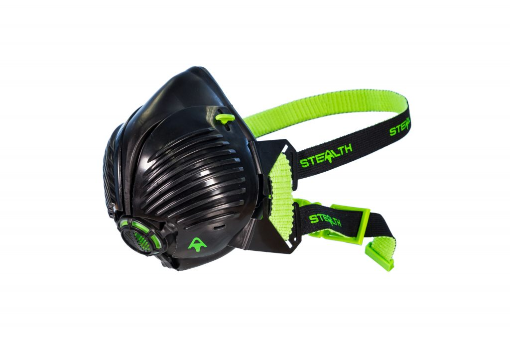 Stealth P3 respirator face mask
